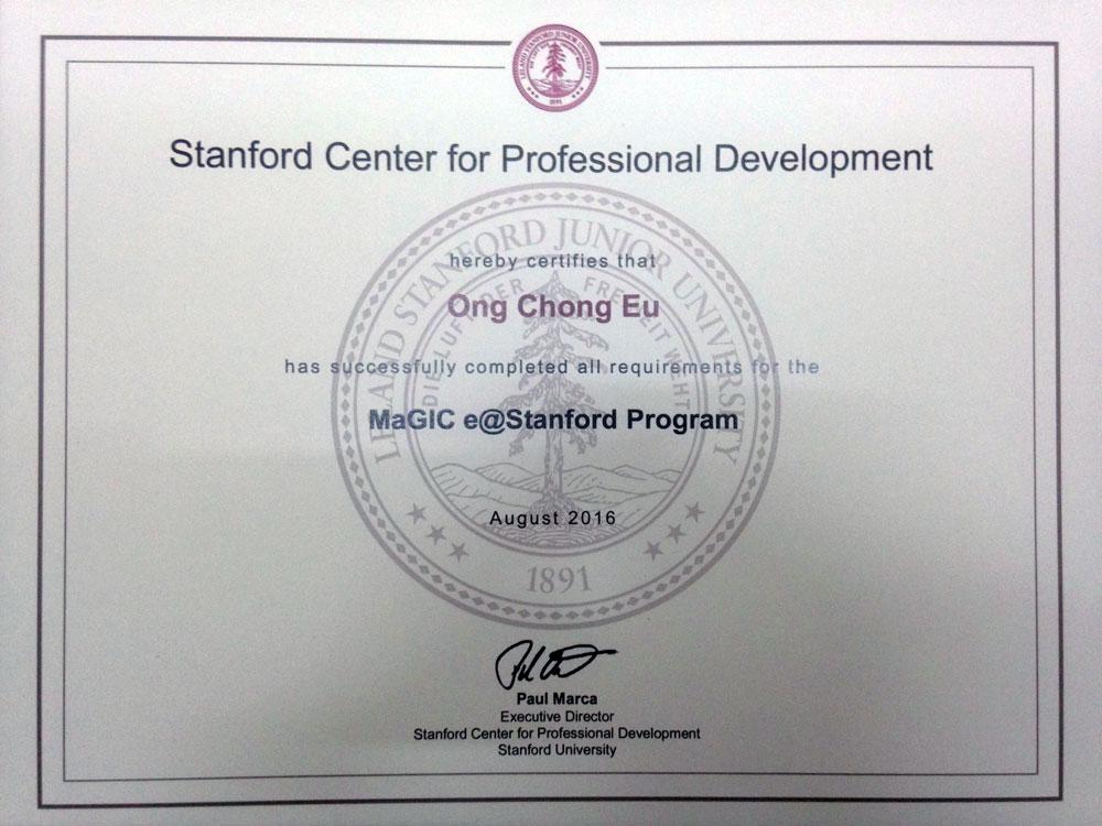 Stanford Innovation And Entrepreneurship Certificate - Best Design ...
